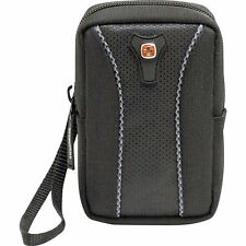 SWISSGEAR by Wenger Black Medium Camera Case Legacy Collection
