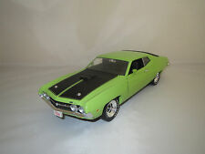 Ertl/American Muscle  Ford  Torino  (hellgrün) 1:18 ohne Verpackung !