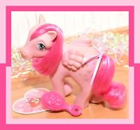 ❤️My Little Pony MLP G1 Vintage 1984 Heart Throb Pink Pegasus Winged Hearts❤️