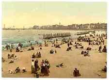 Margate The harbor I  England Vintage A4 Photo Print