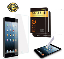 Genuine Premium Tempered Glass Film Screen Protector for Apple iPad 2 3 4 UK