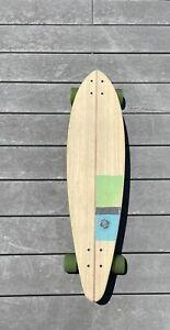 Sector 9 longboard/cruiser board.