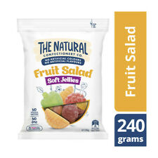 The Natural Confectionary Co. Fruit Salad Lollies 240g