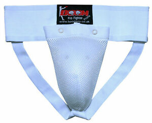 Groin Guard With Removable Cup Boxing MMA Protector Cricket Box Abdo Jock Straps