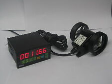 80-265V AC/DC Cable Meter counter Length Measerement Measure In Meter And Yard
