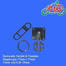 Suzuki GS 1000 EC 8 Valve Cast Wheel 1978 Petrol Tap Repair Kit Fuel Seal