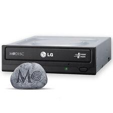 LG GH24NSD1 SATA schwarz bulk M-DISC Support DVD Brenner intern