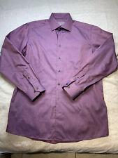 Eton Contemporary Fit Long Sleeve Dress Shirt 41