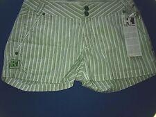 Helly Hansen Ladies Womens Faerder Shorts  Size 32 Rainforest BNWT