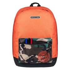 DC Shoes backstack CB 18.5 L Mochila Naranja Negro edybp 03179 NZK0 Laptop de la escuela