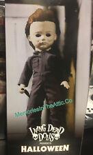 "Mezco Toyz Living Dead Dolls Michael Myers 10"" Halloween 2018 Knife In Stock New"