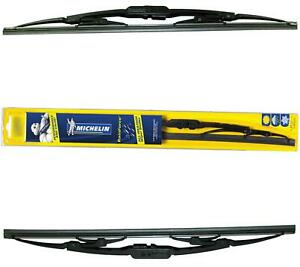 "Michelin Rainforce rainforce Traditional Wiper Blades 18""x2 MG-ZR 2001 On"