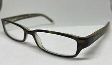 DKNY DY4561 3020 Eyeglasses 52/16/140 Brown Tortoise Rectangular Frames