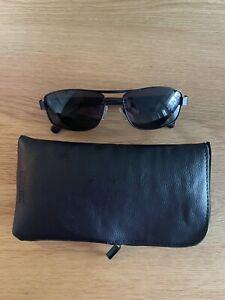 Morrisey Mens Sunglasses Black