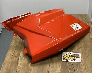 Genuine Polaris Scrambler Rear Wing, Red - 2635753-649