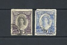 Used Tongan Stamps (1900-1970)