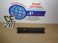 181453280 MOSTRINA CENTRALE PORTA INTERRUTTORE FENDINEBBIA FIAT TIPO NERO