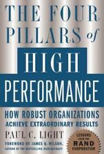 The Four Pillars of High Performance by Light, Paul C.