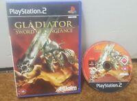 Gladiator Sword Of Vengeance - PlayStation 2 PS2