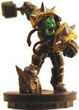 WOW WARCRAFT MINIATURES CORE MINI : EPIC WARCHIEF THRALL