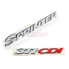 "Mercedes Sprinter 2006+ Self Adhesive Badge "" Sprinter & 311 CDI "" Badge Emblem"