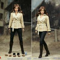 ACPLAY ATX-023 1/6 Captain America 3 Black Widow Scarlett Stealth Suit Fell Set
