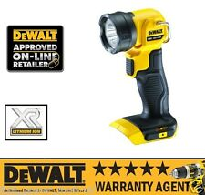 DeWALT DCL040N 18V XR LED Pivot Work Light Flashlight Torch BARE UNIT DCL040 NEW