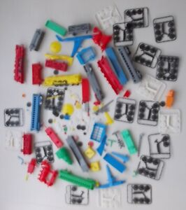 CEREAL TOYS - LARGE LOT OF BITS AND PIECES