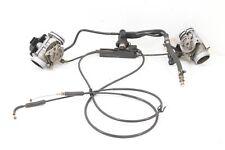 2001 BMW R1150 GS R21 Throttle Body Set W Junction Box 13541342495 13541342496