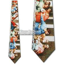 Last Supper Tie Leonardo da Vinci Neckties Mens Art Neck Ties Brand New