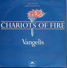 7inch VANGELIS chariots of fire HOLLAND 1981 EX +PS