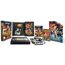 CYBORG Jean-Claude Van Damme collector VHS   BLU-RAY + DVD FR Edition