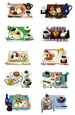 MEGAHOUSE miniatures CAFE DE CAKE #1-10,1:6 Barbie re-ment size kitchen foods