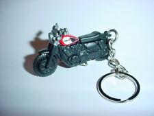 NEW 3D YAMAHA SCR 950 CUSTOM KEYCHAIN keyring key MOTORCYCLE red BACKPACK BLING