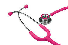 Stethoscope Luxury Doctors Dual Head 76.2cm Magenta Lightweight Liberty