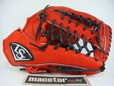 "Louisville Slugger 13"" Outfield Baseball / Softball Glove Red Black RHT SALE New"