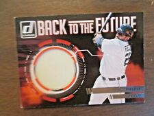 2016 Donruss Prince Fielder Back To The Future Relic