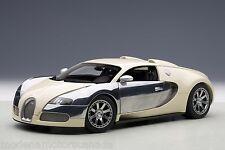Bugatti Veyron L'Edition Centenaire White (Hermann Zu L) 1:18 Autoart 70959 New