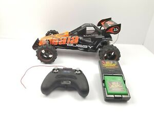 New Bright Turbo Baja Buggy RC Car With Remote, Battery And Charger TESTED