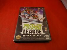Mutant League Hockey Sega Genesis Empty Box ONLY (no manual, game)