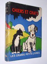 JEAN CASTEL (ADAPTE PAR) - CHIENS ET CHATS - 1934