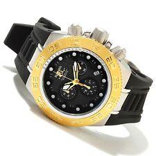 Invicta 10863 Subaqua Sport Chronograph Black Carbon Fiber Dial Mens Watch