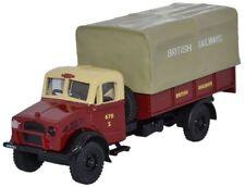 Oxford 76BD005 -bedford Oy 3 Ton Gs Chemins de Fer Britanniques 1/76 Echelle =