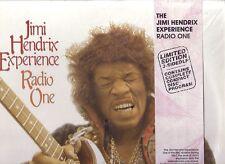 "THE JIMI HENRIX EXPERIENCE ""Radio One"" Limited Edition 3-Sided VINYL RYKO Analog"