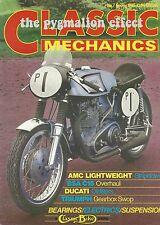Issue #7 Classic Mechanics Magazine Spring 1985 – Triton AMC 250cc 350cc Units
