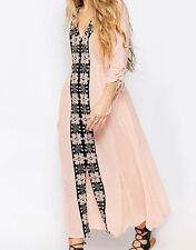Free People  Journey to the Horizon Dress Size 10