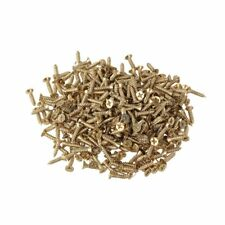 100g Yellow Antique Particle Self-tapping 2.5mm Dia Screw Iron Hardware