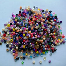 FREE SHIPPING Lots Charm 2mm 1000pcs 15g Czech glass seed beads DIY Mixed color
