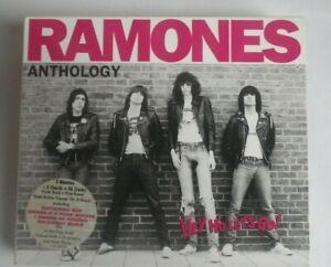 Ramones - Anthology Box Set 2 CDs & Book
