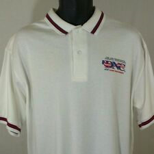 Democratic National Convention Polo Shirt Vintage 90s 1996 DNC Made In USA Large